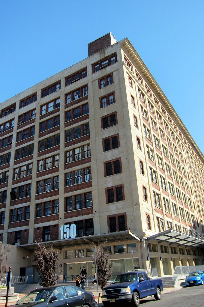 NJ - Jersey City: Great Atlantic and Pacific Tea Company Warehouse