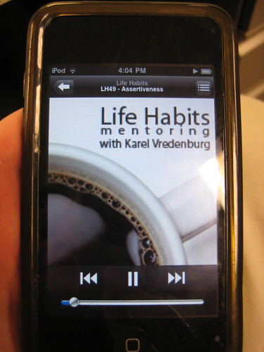 Life Habits mentoring podcast