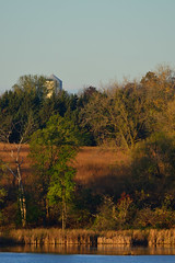 Fall Morning Water Tower DSC_4650 by Mully410 * Images