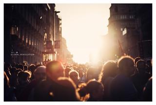 15O, Global revolution (Madrid)