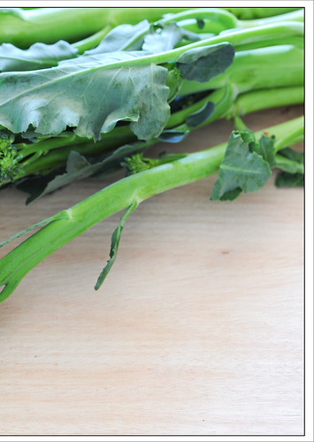 broccolini & pine nuts5