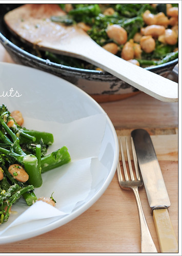 broccolini & pine nuts3