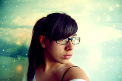 Fantasy world...[280/365] (Mirisweet) Tags: madrid girl glasses nikon chica days gafas 365 proyect dias proyecto d40 365days 365dias miriamgm mirisweet