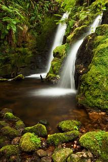 Secret Dartmoor waterfall 2