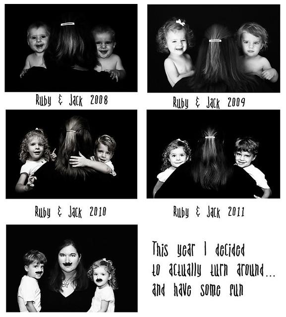 twins anual photo 2011