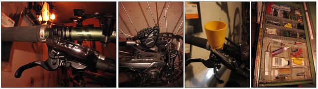 Shimano XT Trail BR-M785