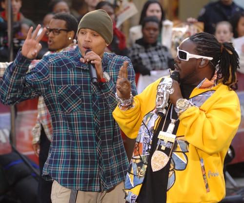 Chris Brown Ft. T-Pain  Niggas In Paris Freestyle