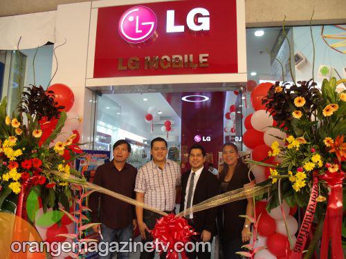 LG Mobile Concept Store SM MOA 3