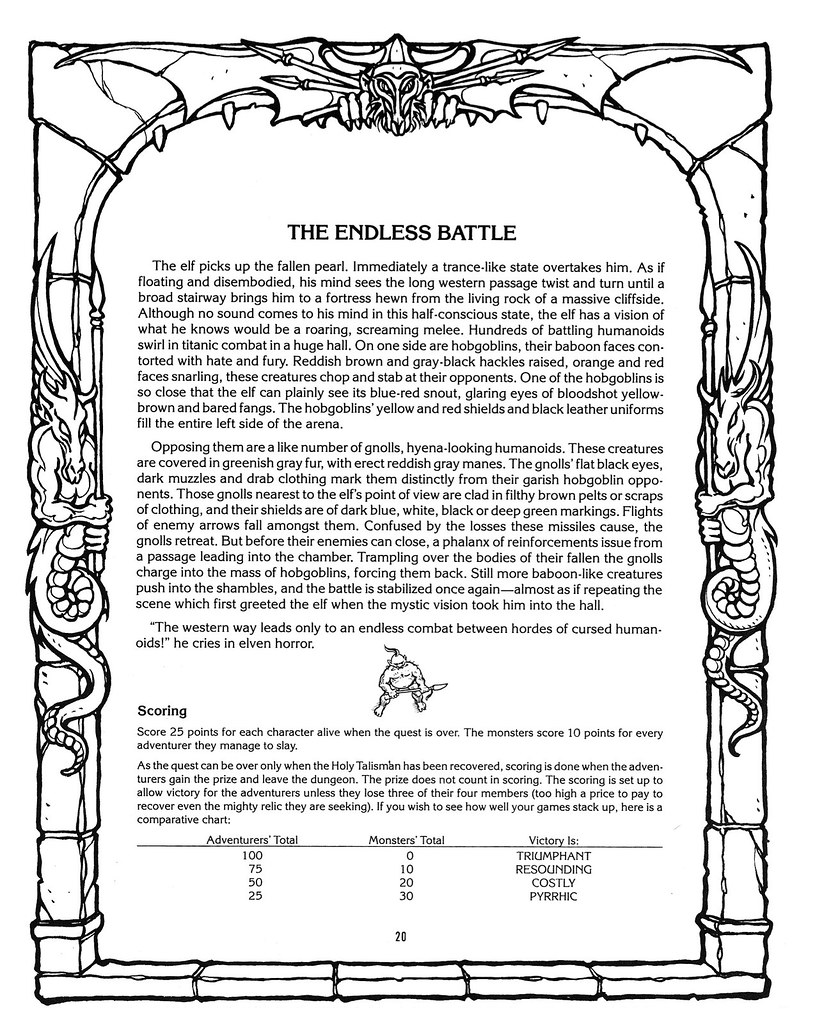 Official Advanced Dungeons and Dragons - Page 21