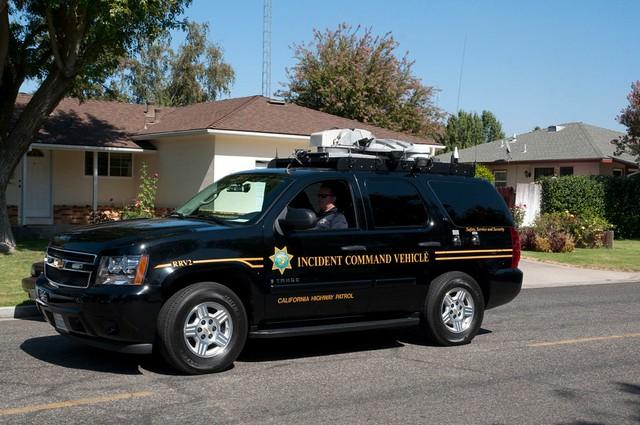 california usa policecar chp ripon californiahighwaypatrol sanjoaquincounty chevytahoe riponmenloparkemergencyvehicleshow2011