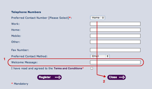 Laughably bad form design