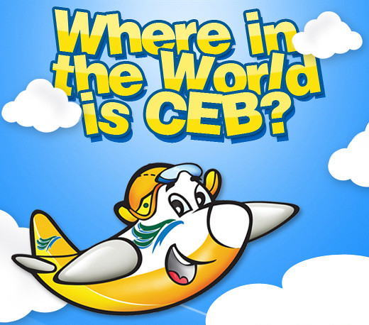 Where In The World Is Ceb?