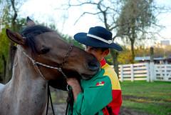 "Acampamento Farroupilha (Maria Helena Sponchiado) Tags: brazil horses brasil grande do acampamento da cavalos rs gaucho farroupilha ""rio ""parque sul"" harmonia"""