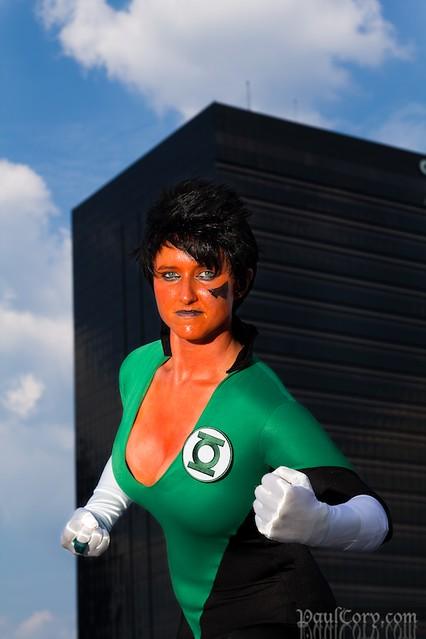 Green Lantern Soranik Natu
