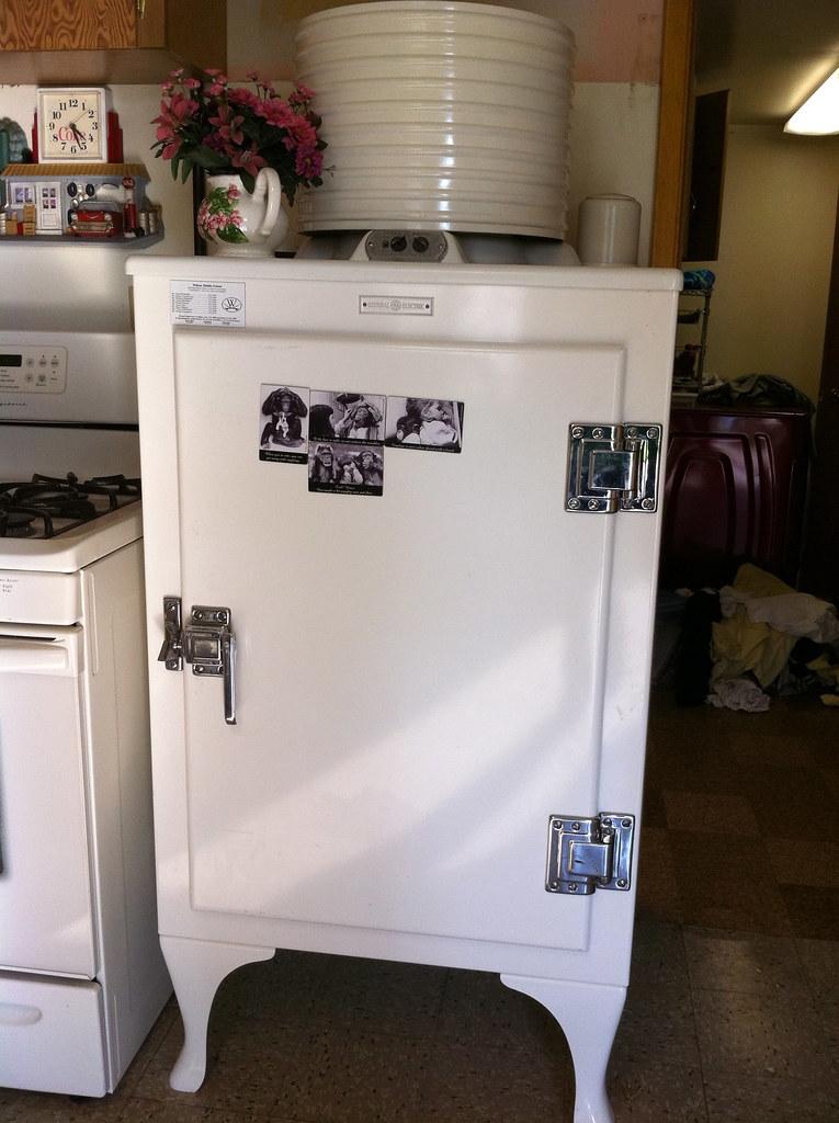 Gorgeous Monitor Top fridge