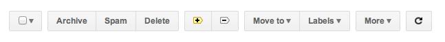 Fitts en los botones de Google