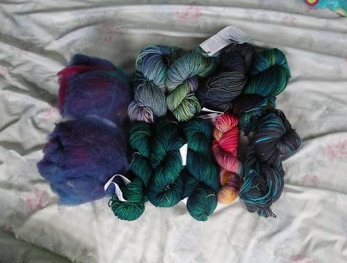Knitter's Fair Haul