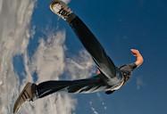 free fall sang