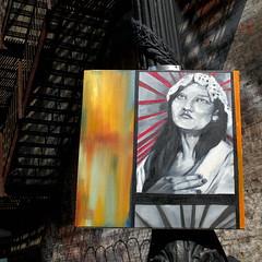 On the LES (LoisInWonderland) Tags: newyorkcity streetart graffiti lowereastside