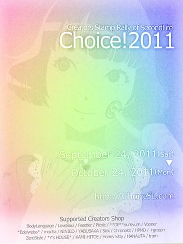 Choice2011!