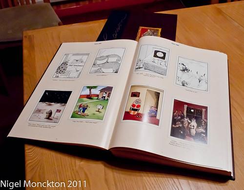 1000/560: 14 Sept 2011: The Genius of Gary Larson by nmonckton