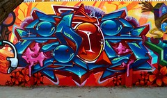 Zade (COLOR IMPOSIBLE CREW) Tags: chile west graffiti gigi asie painters zade quilpue 2011 jkr fros belloto antisa