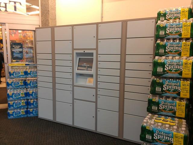 Amazon Locker in Rite Aid
