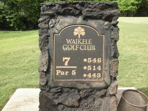 WAIKELE COUNTRY CLUB 108