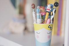 Cute in everything (Honey Pie!) Tags: cute pen kawaii alicedisse