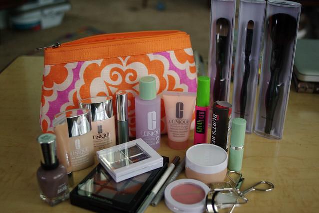 Makeup bonanza