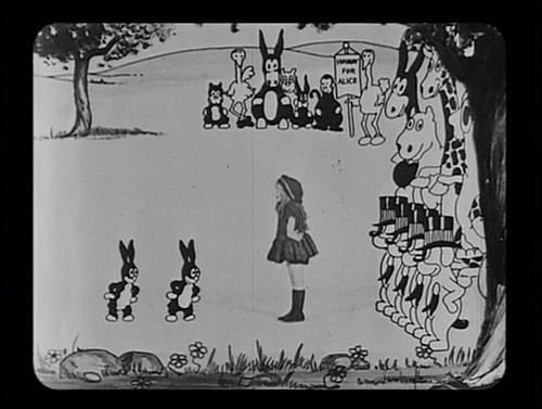 alice's welcome