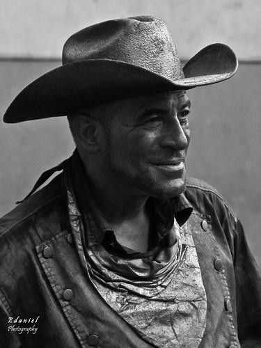 Tin cowboy