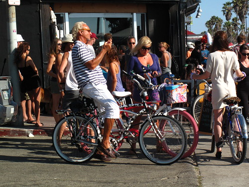 Venice Beach Biking 2011