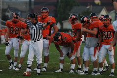 DSC_4513 (High Post Online) Tags: senior night football vs derry latrobe 2011 fbsr