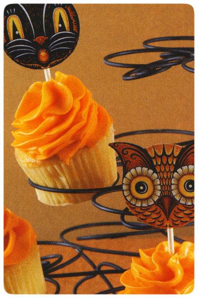 Cupcake-picks