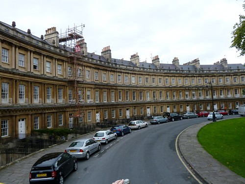 Georgian Crescent, Bath