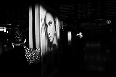 [my Milan] (Luca Napoli [lucanapoli.altervista.org]) Tags: milan milano stazionegaribaldi garibaldistation nx100 milanoportagaribaldi milanogaribaldi lucanapoli nx100street attendendoilsolitotrenoinritardo