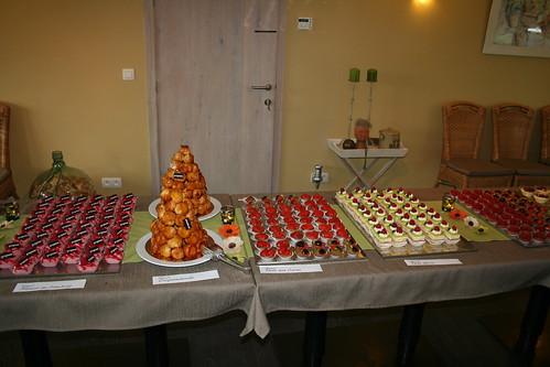 dessertbuffet babyborrel