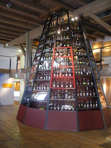 Beer Tower Stiegl Brauwelt Salzburg Austria