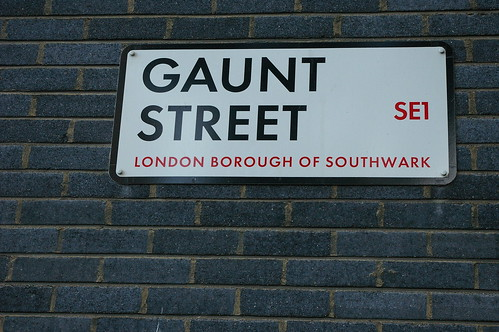 Gaunt Street