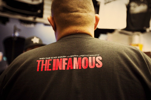 The Infamous Mag: Release Party GCS Pamona