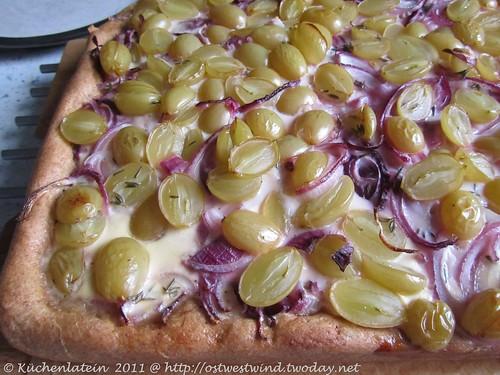 Zwiebelkuchen mit Trauben 002