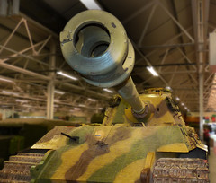 Boom! (Chris (Midland05)) Tags: england war tank bovington warmachines thetankmuseum