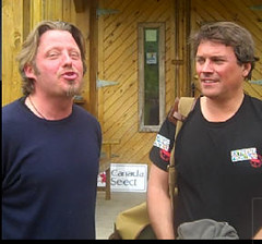 Thumbnail image for Charley Boorman & Russ Malkin On Cabot Shores