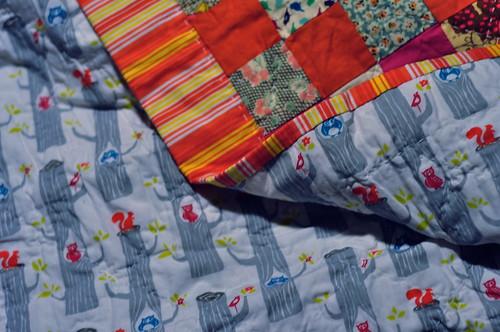 Jayden's quilt
