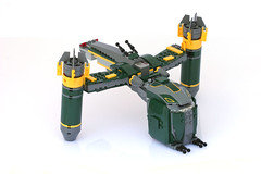 7930 Bounty Hunter Assault Gunship Review - 2