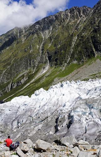 Glacier de Argentiere 09