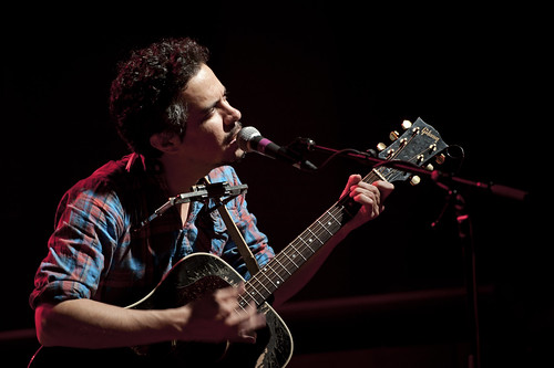 M. Ward at SoundLand 2011