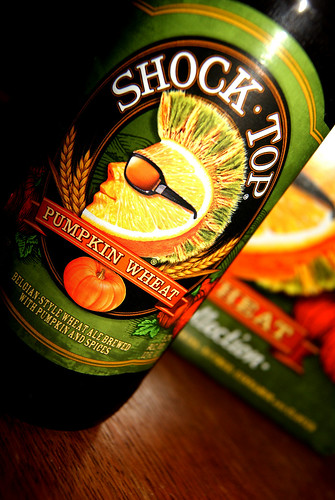 317: ShockTop Pumpkin Wheat