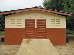 pip front of building